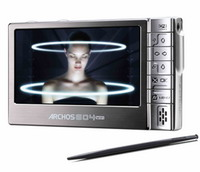 avi player archos 604